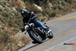 Riding the 2018 Triumph Bonneville Speedmaster