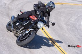 On The Road With The 2018 Kawasaki Z900RS SE