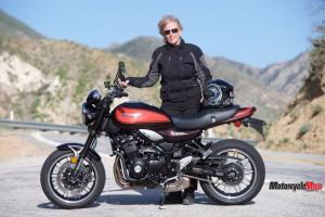 Preparing to Ride The 2018 Kawasaki Z900RS SE