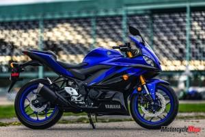 The 2019 Yamaha R3