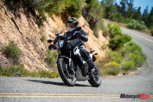 Riding the 2019 KTM 790 Adventure
