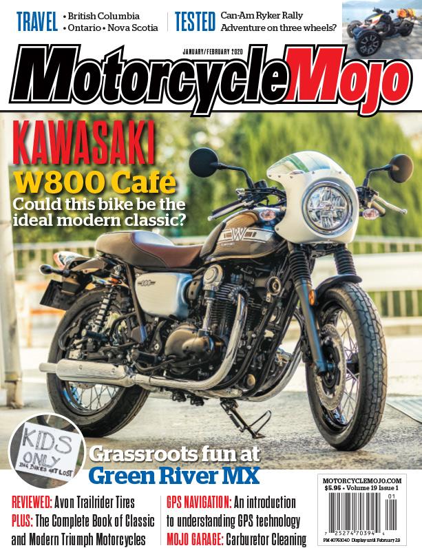 Motorcycle Mojo 2020.02-01 (January/Feburary) Volume 19 Issue 1